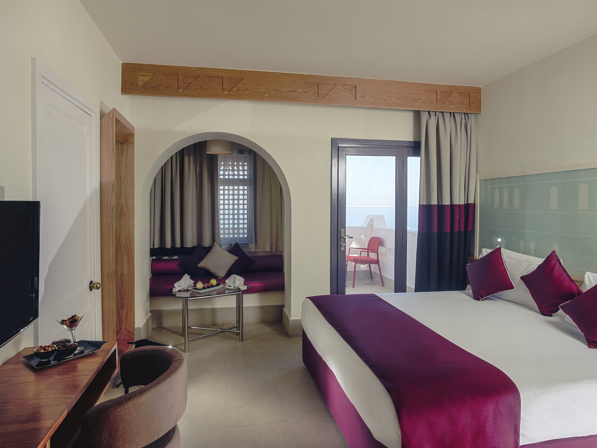 호텔 – Mercure Hurghada Hotel