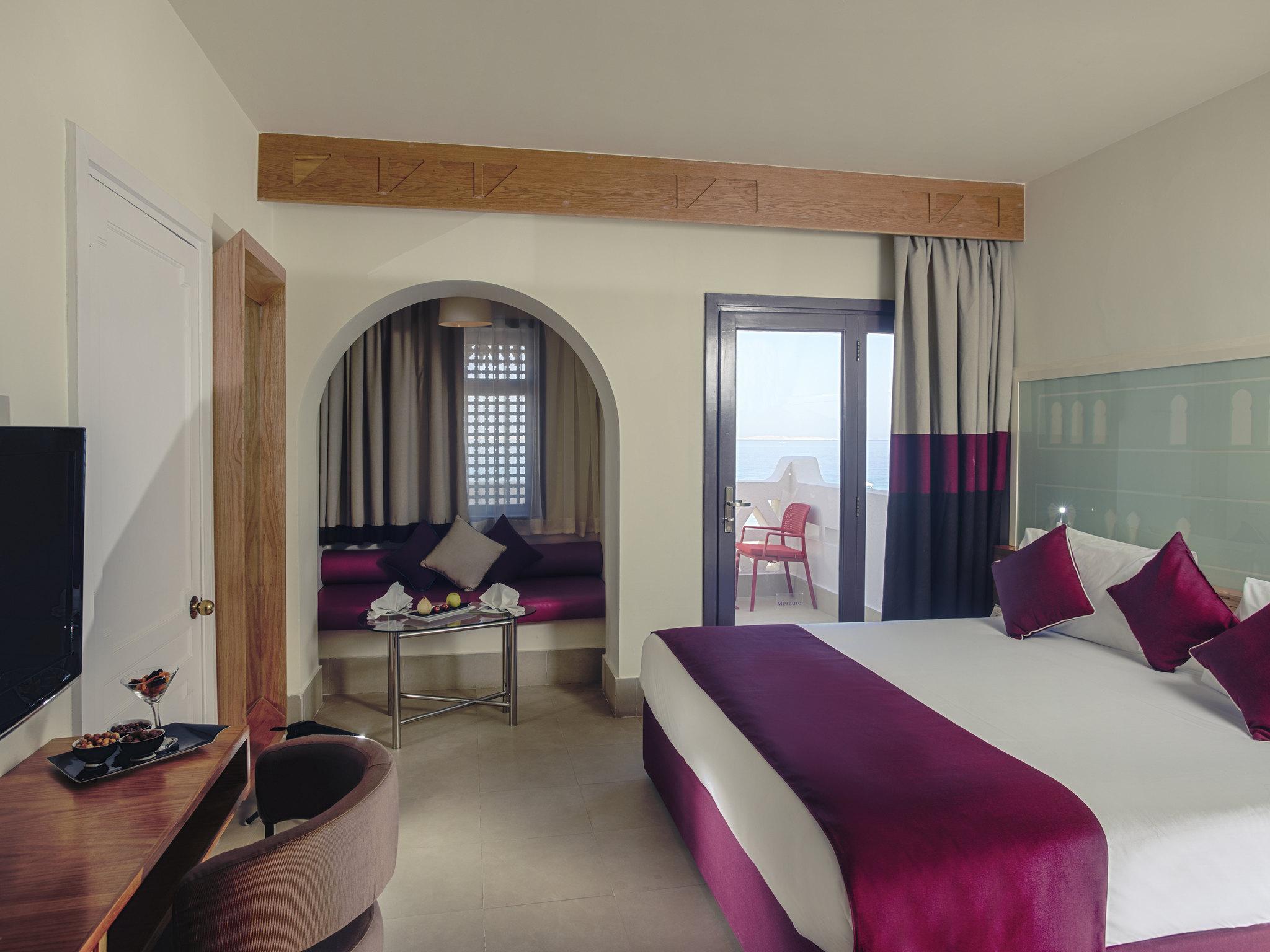 โรงแรม – Mercure Hurghada Hotel