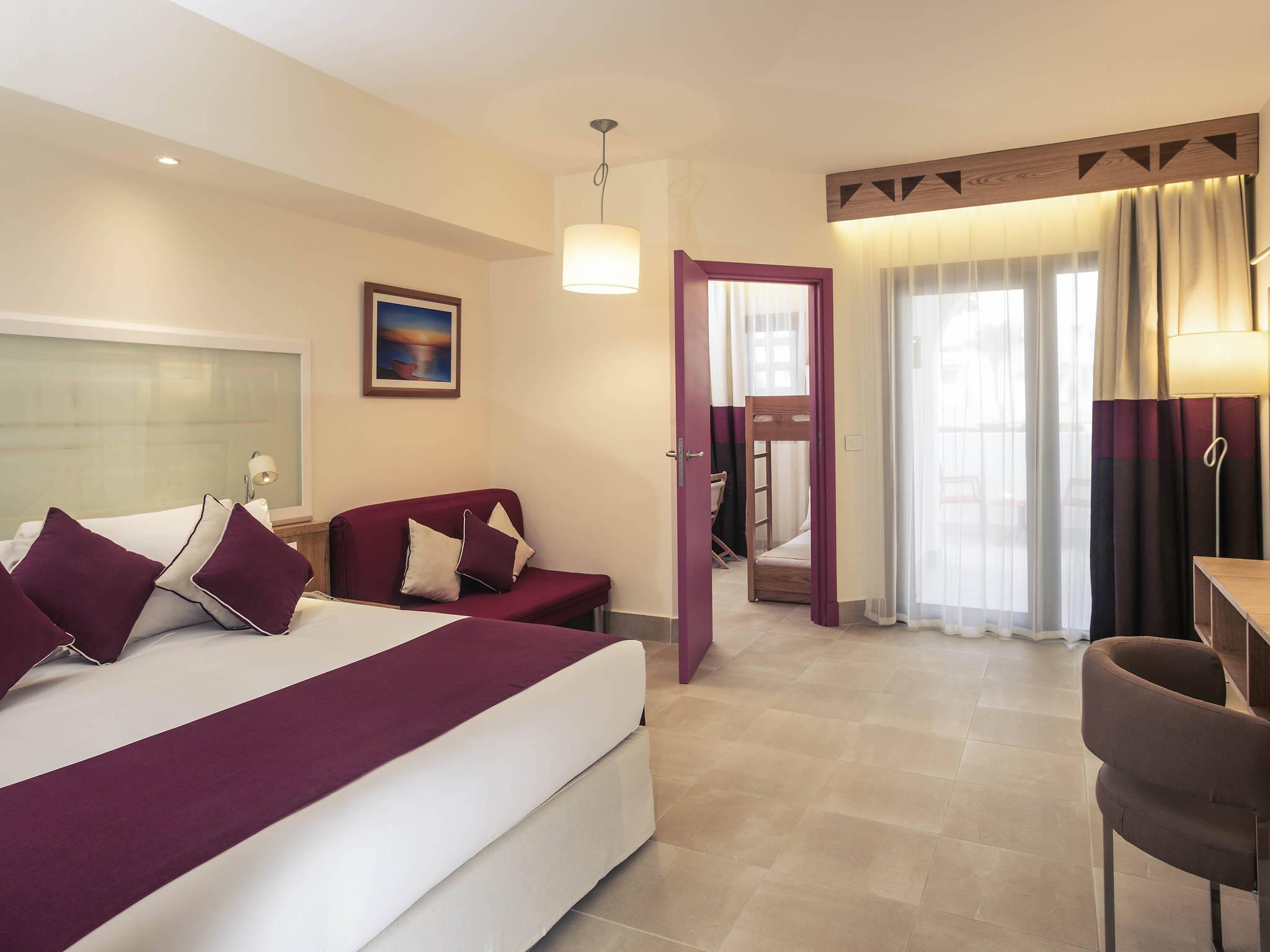 All Inclusive Hotel in HURGHADA Mercure Hurghada Hotel