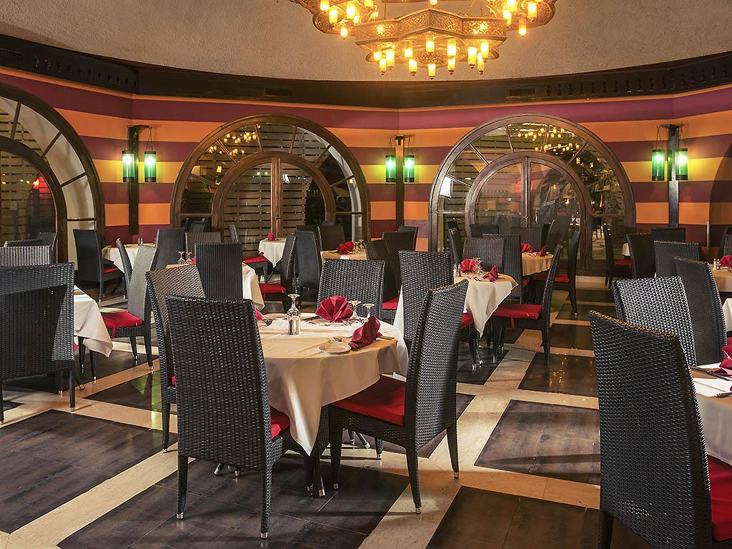 restaurant DAR AL ANDALUS