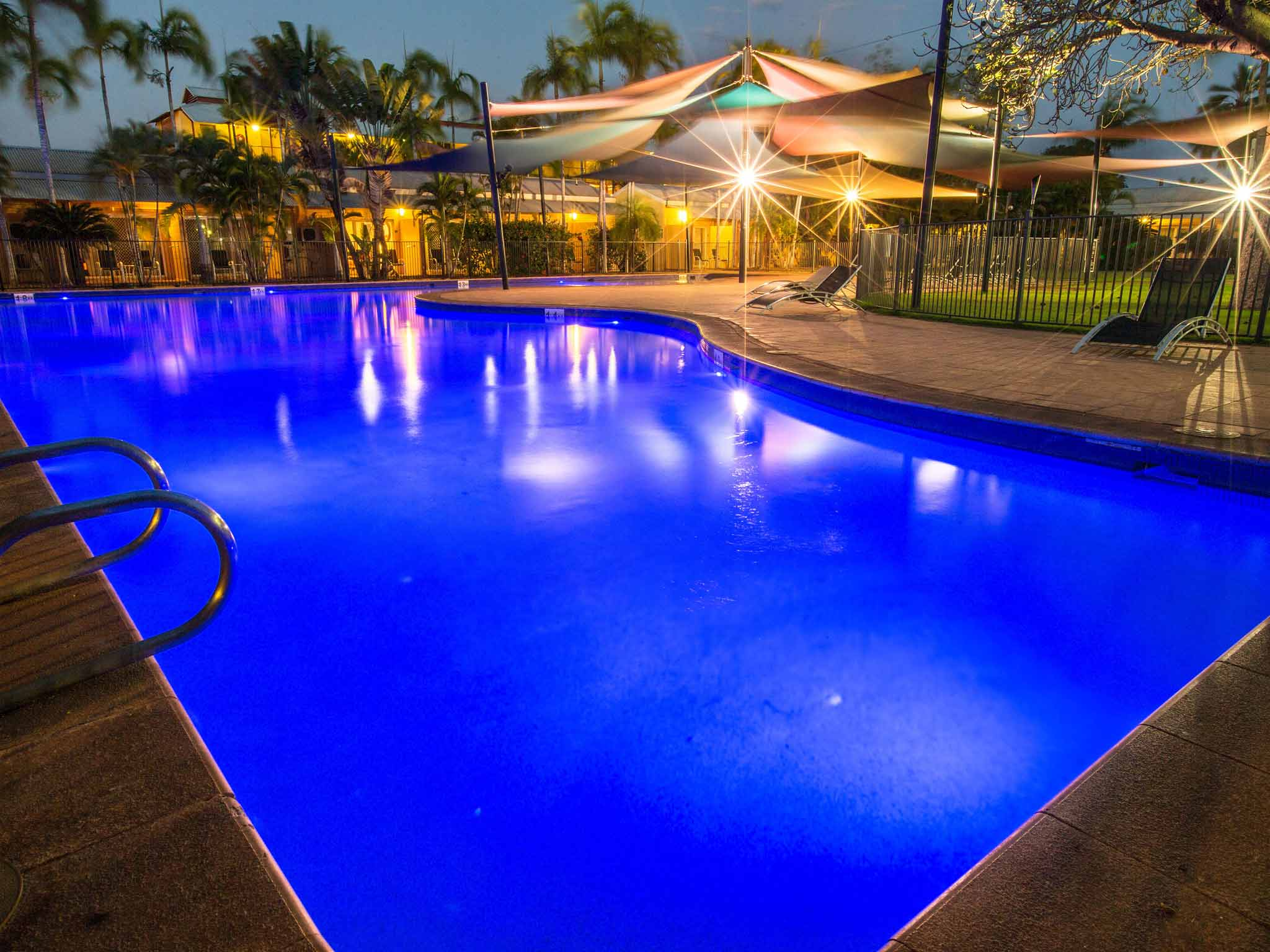Hotell – Mercure Broome