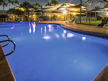 Hotel - Mercure Broome