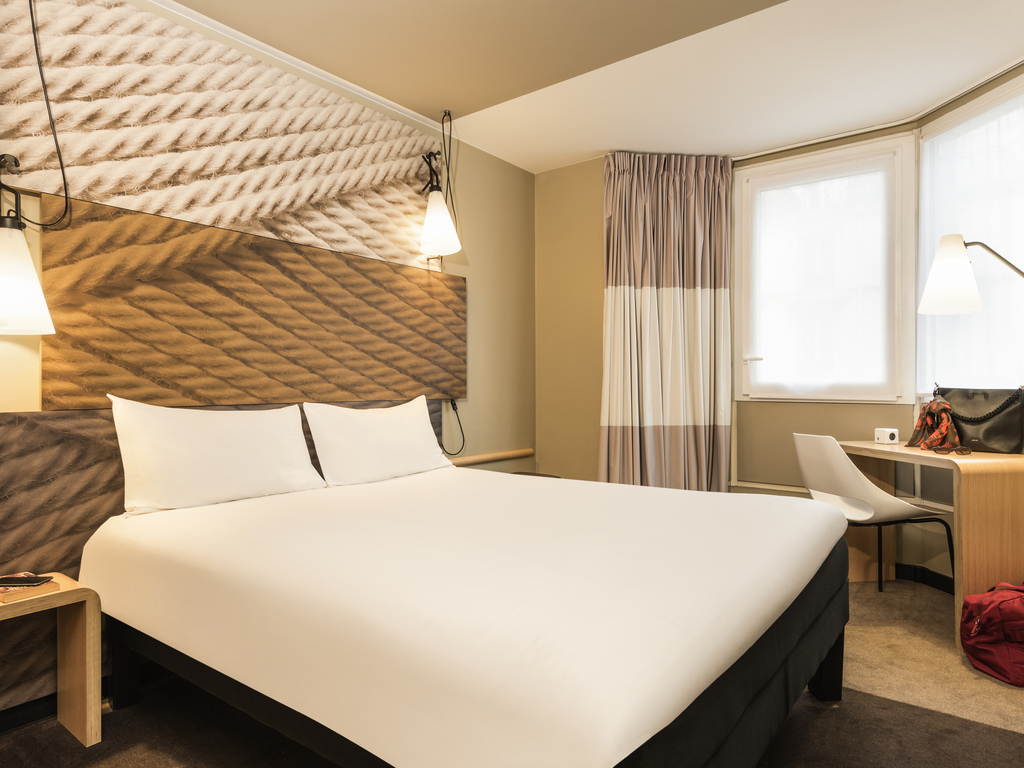 ibis Paris Gare du Nord Chateau Landon 10th
