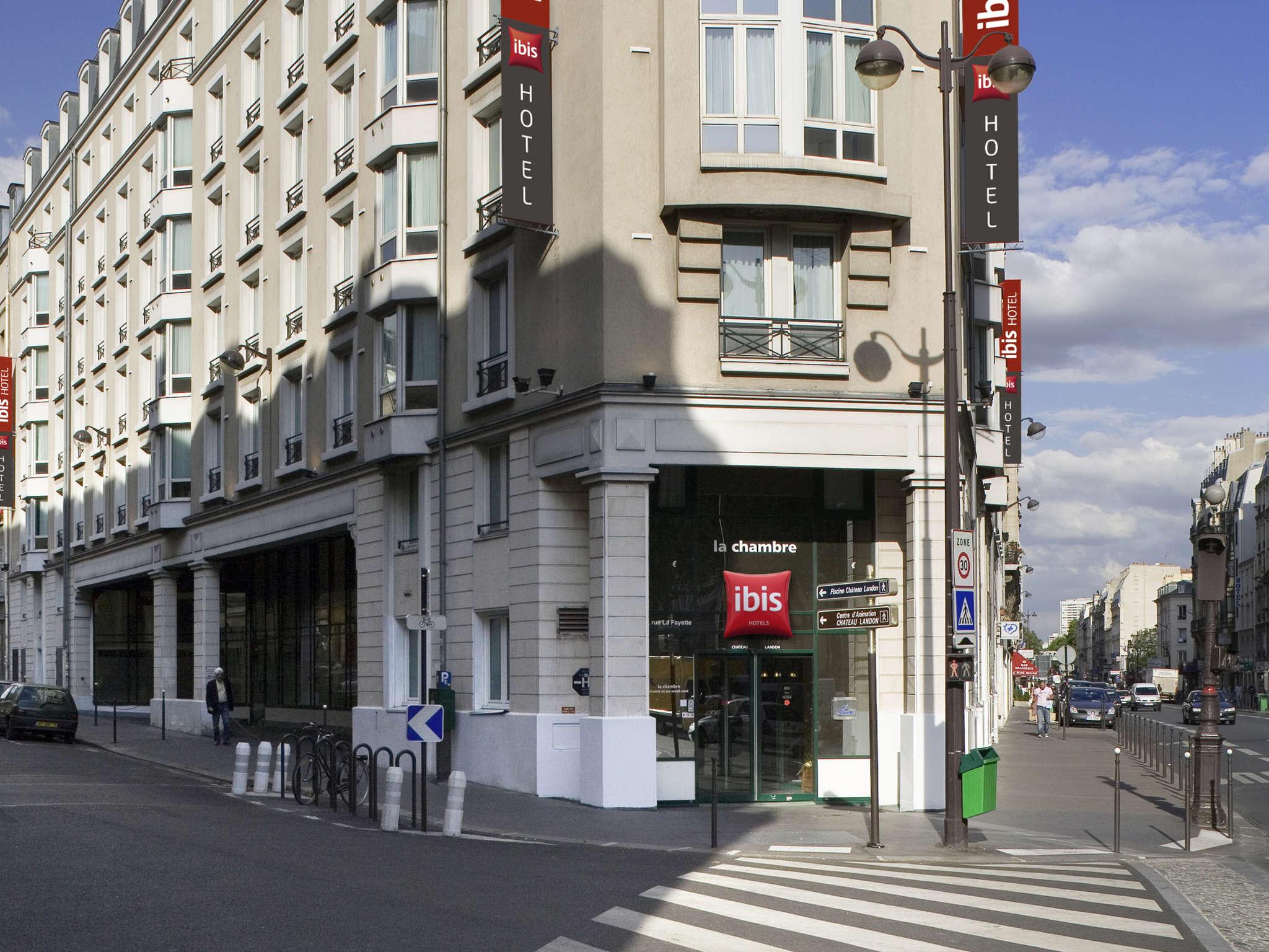 hotel in paris ibis paris gare du nord chateau landon 10th. Black Bedroom Furniture Sets. Home Design Ideas