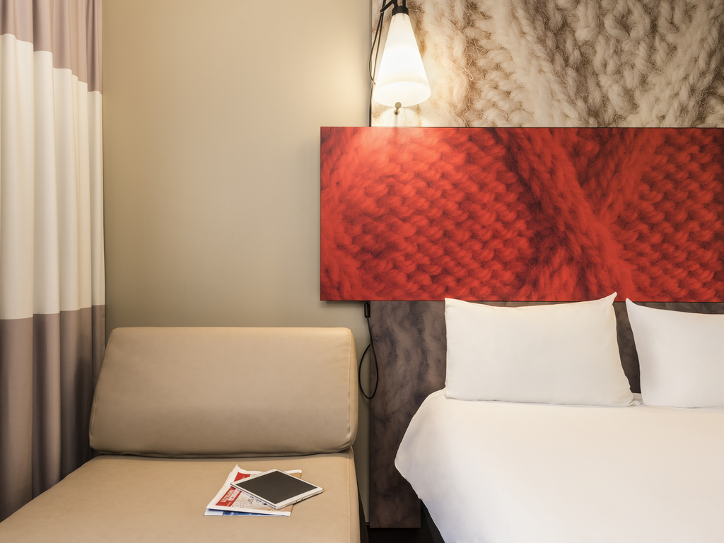 Hotel pas cher paris ibis paris gare du nord ch teau for Hotel pas cher paris 14e