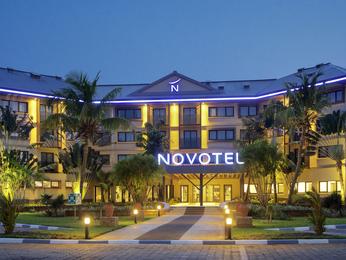 Novotel Cotonou Orisha (fermé pour rénovation)