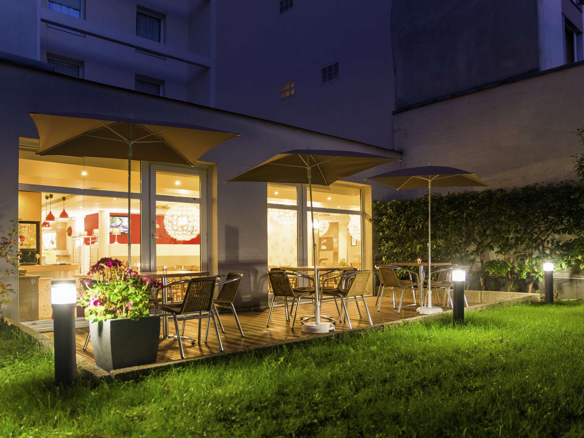 Отель — ibis Париж Выставочный Центр Порт-де-Ванв