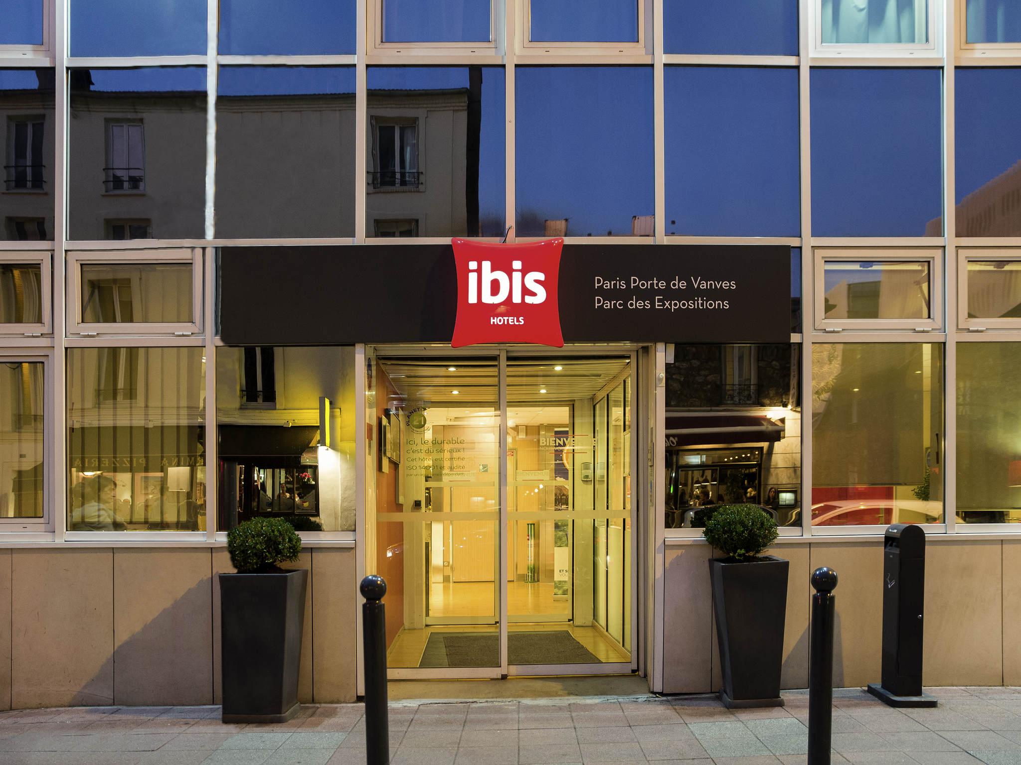 Hotel In VANVES Ibis Paris Porte De Vanves Parc Des Expositions - Hotel porte de vanves