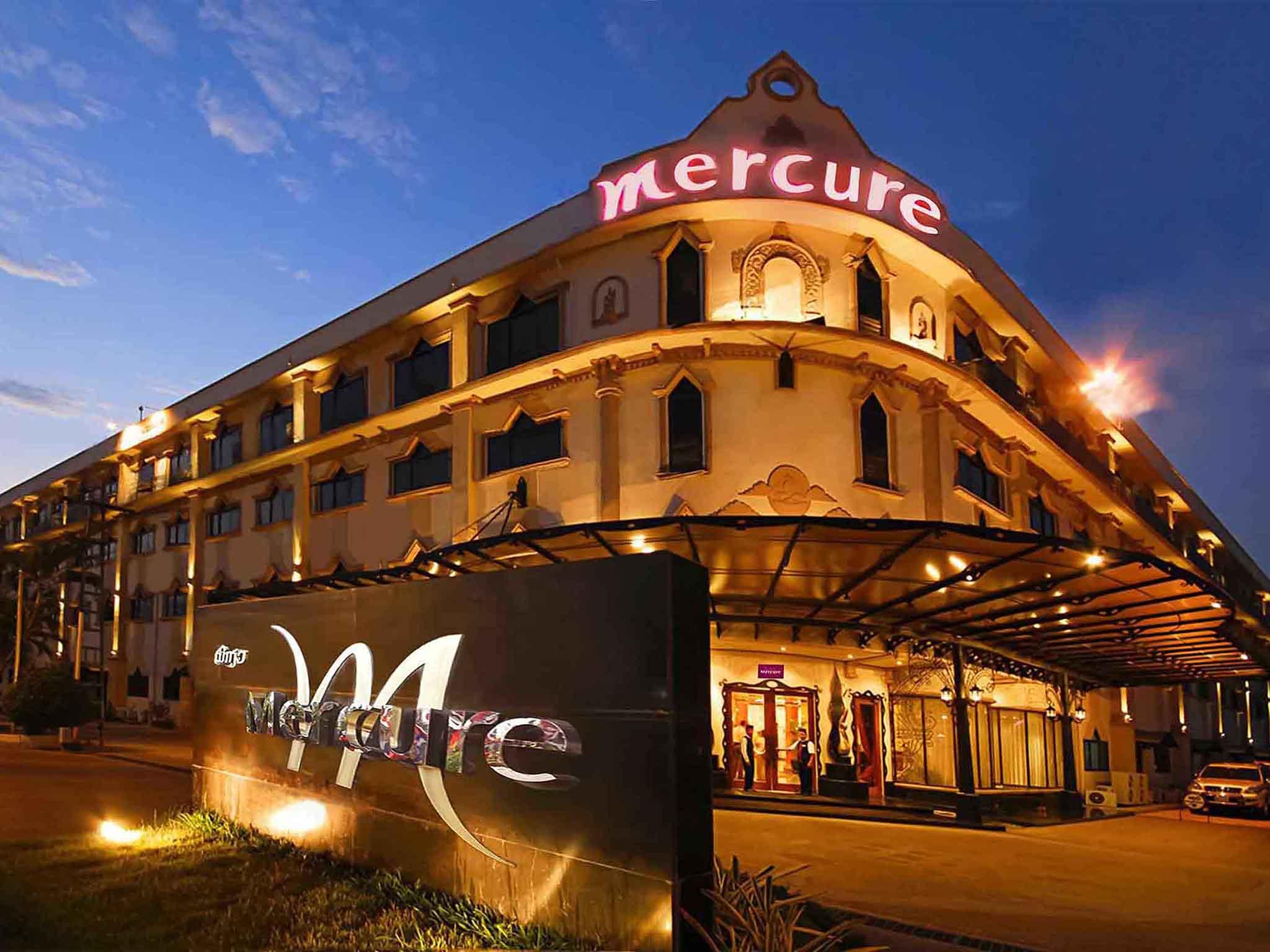 Отель — Mercure Vientiane