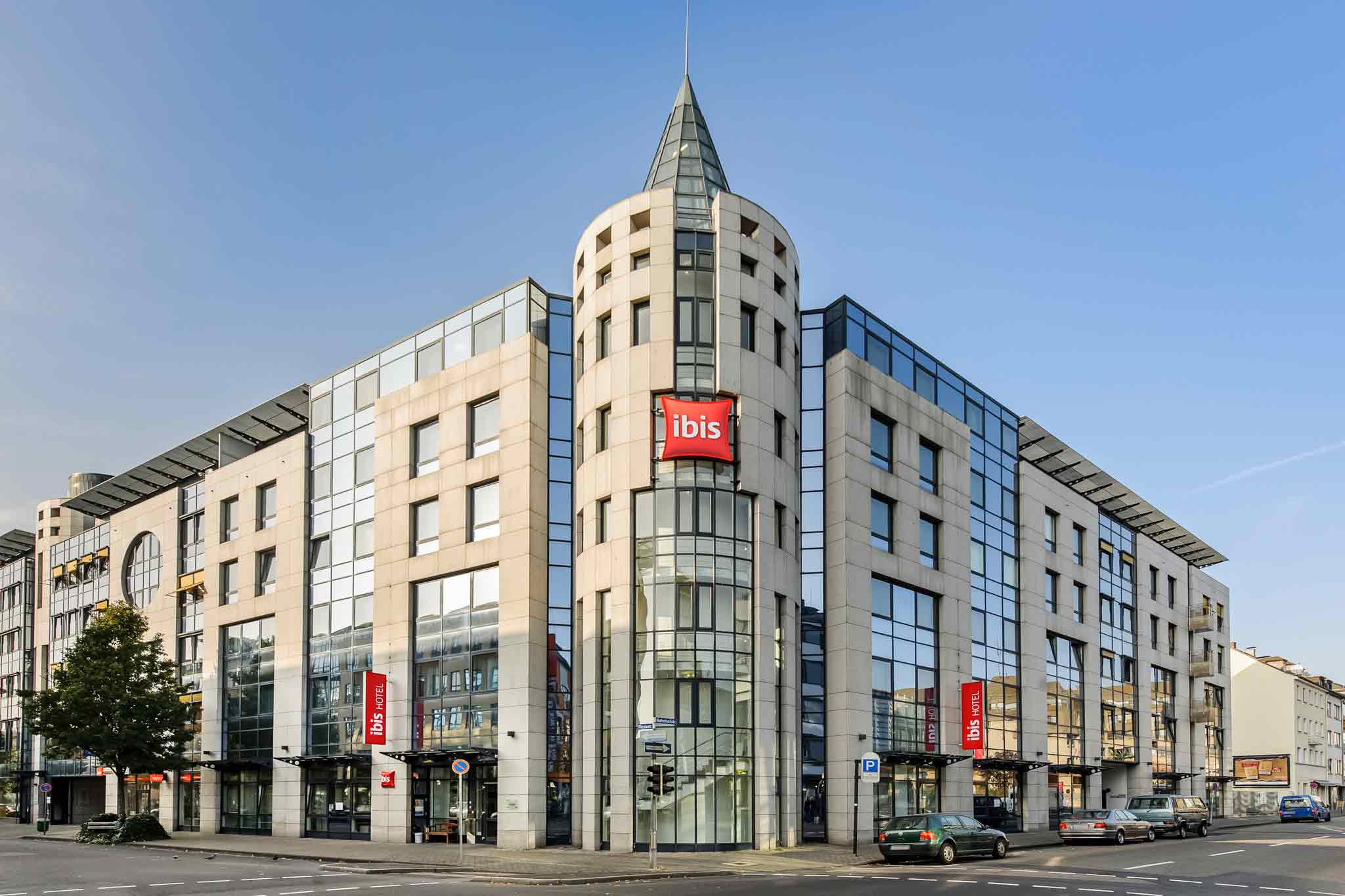 Hotell – ibis Koblenz City