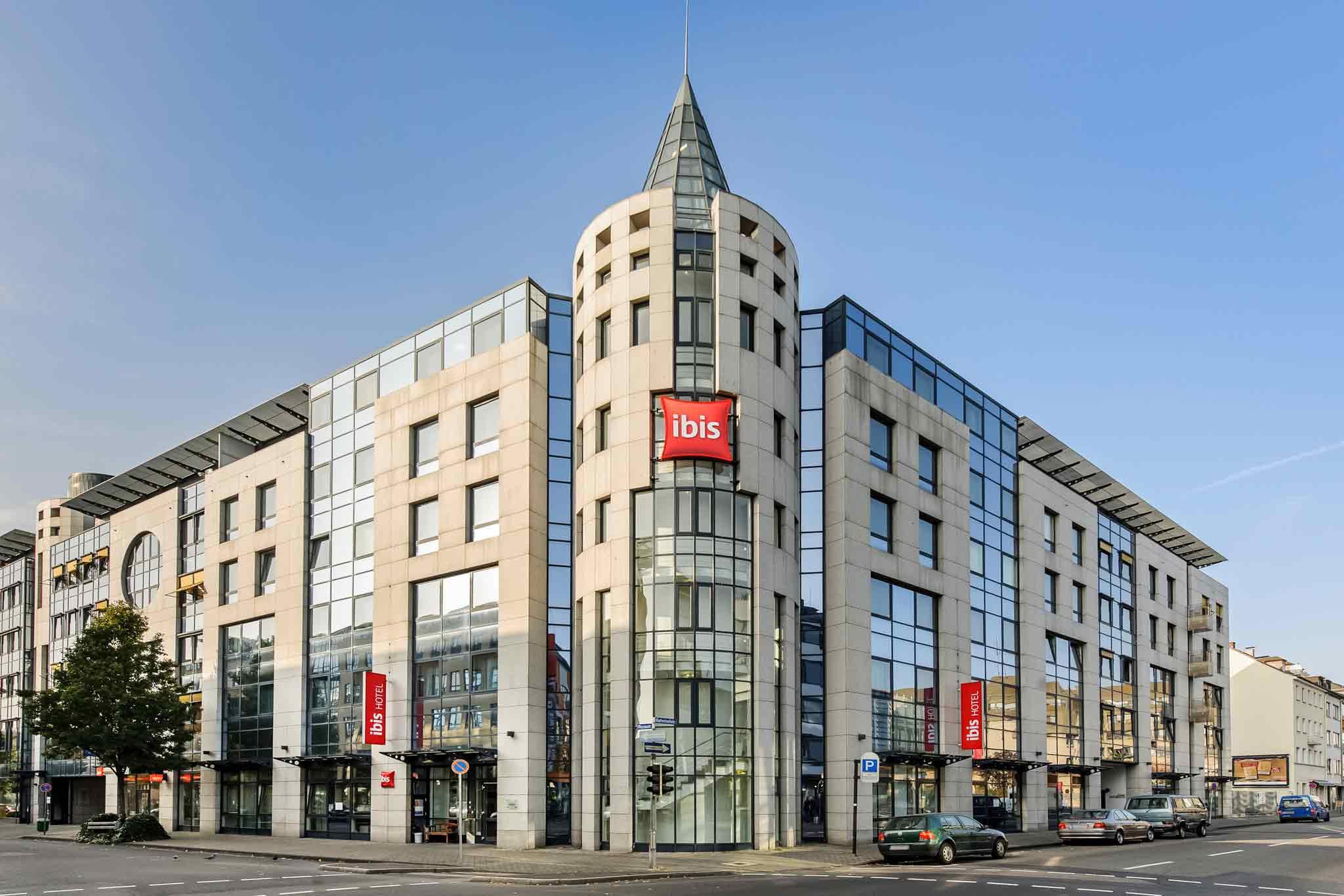 호텔 – ibis Koblenz City
