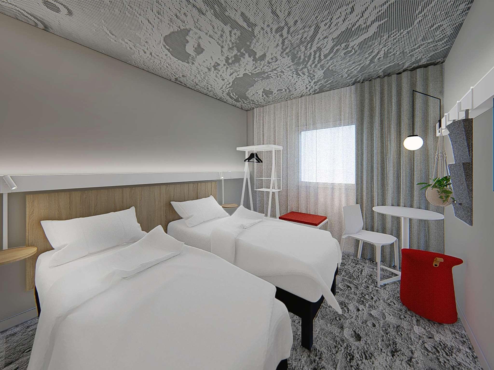 โรงแรม – ibis Nantes Treillières