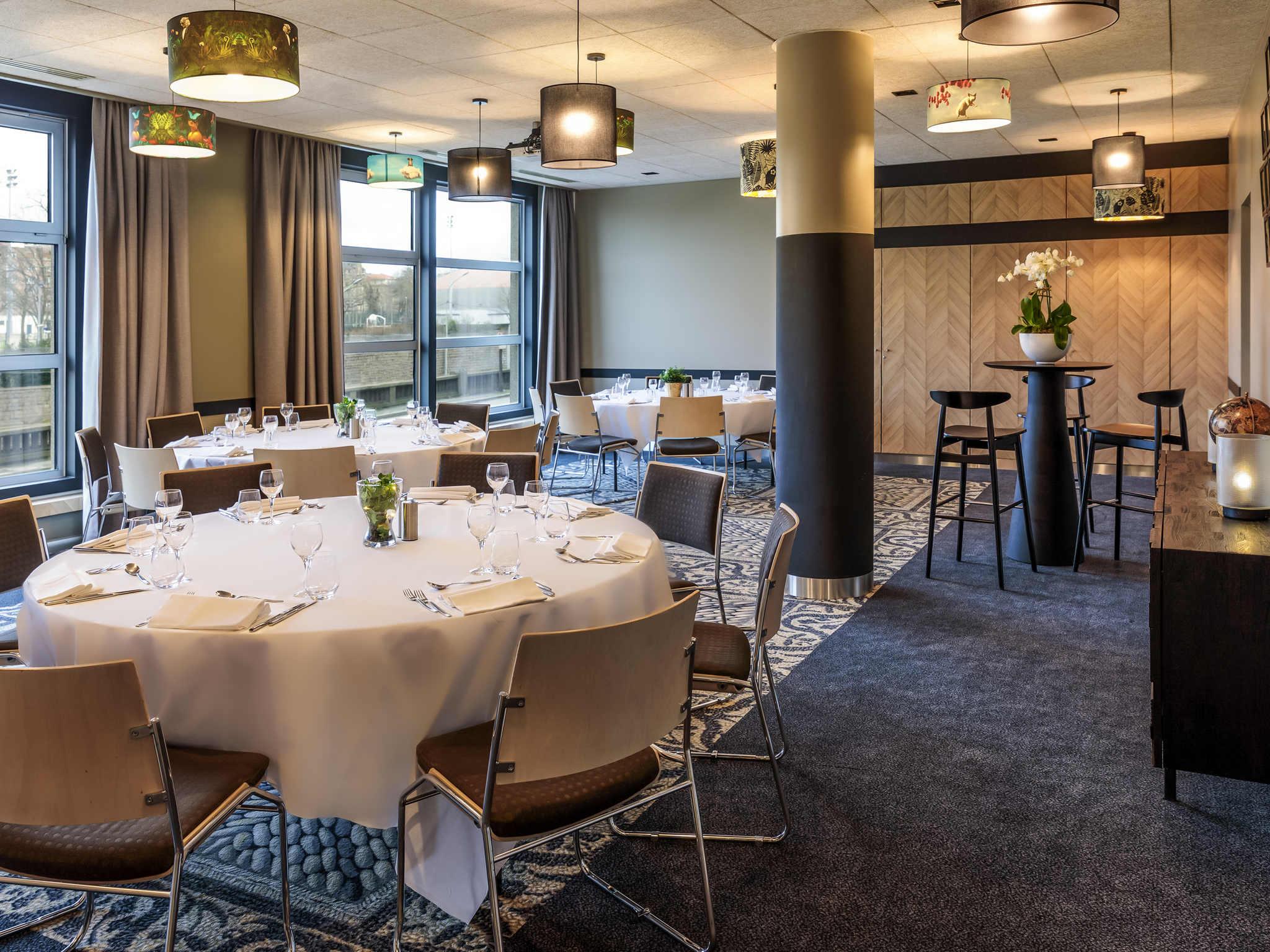 Hotel di novotel paris 14 porte d 39 orl ans novotel paris for Hotel porte orleans paris
