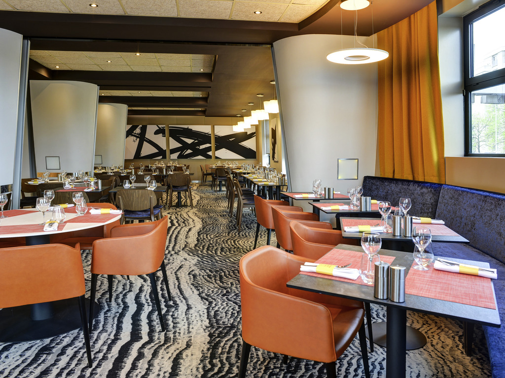 restaurant EKKLA BY NOVOTEL PARIS 14