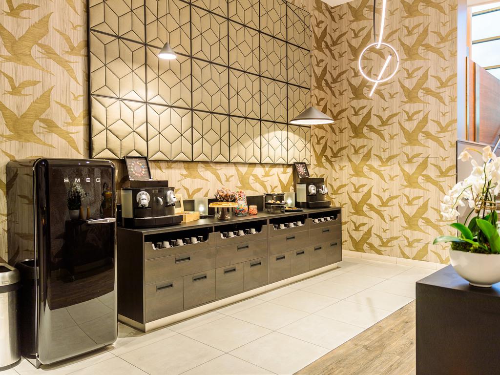 Hotel par s novotel paris 14 porte d 39 orl ans for Hotel porte orleans