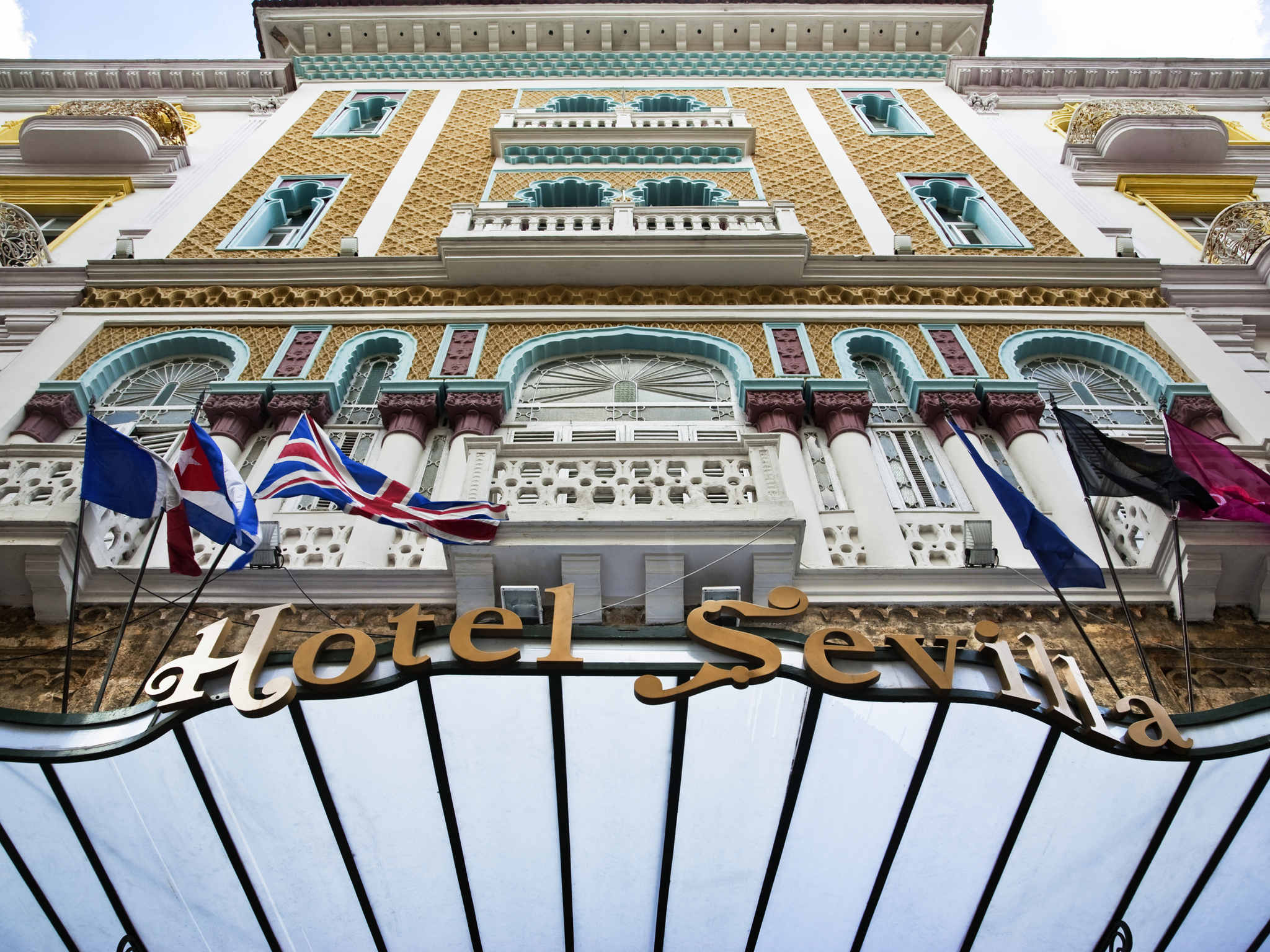 Hotel – Mercure Sevilla Havane