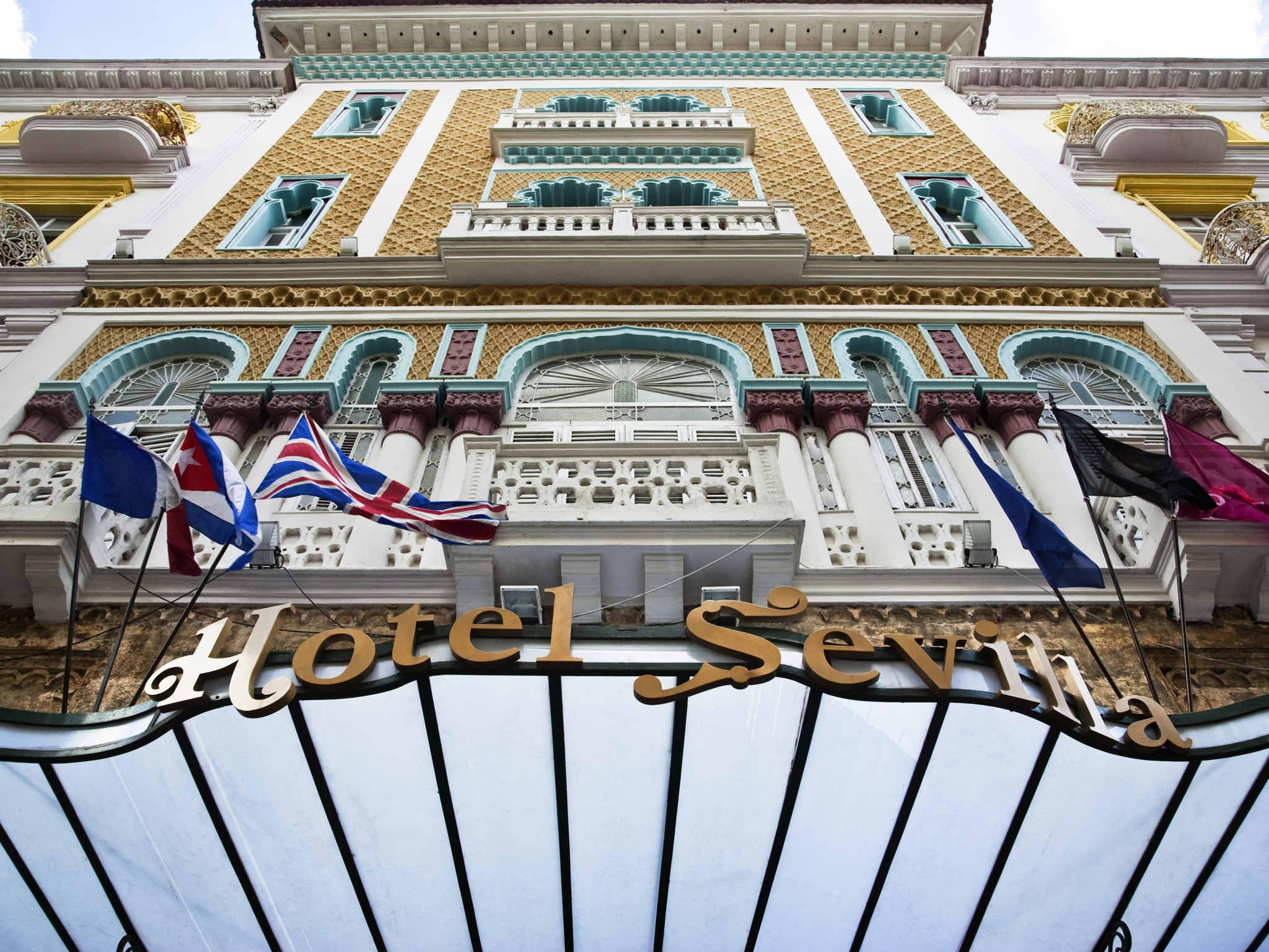 Отель — Mercure Sevilla Havane