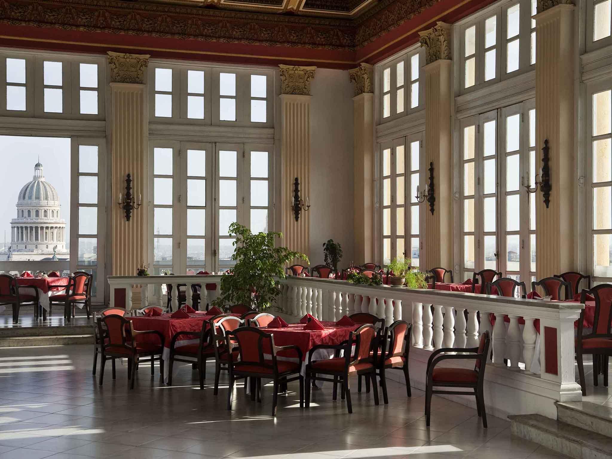 Hotel Mercure Sevilla Havana Cuba