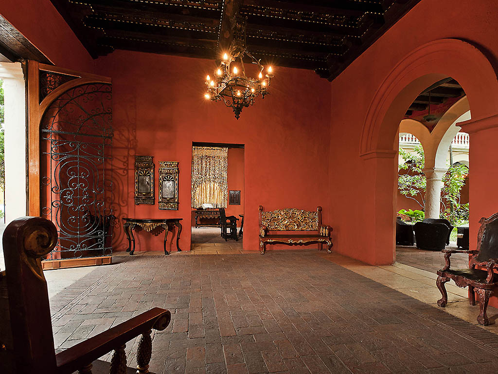 Luxury Hotel Cartagena Sofitel Legend Santa Clara Cartagena