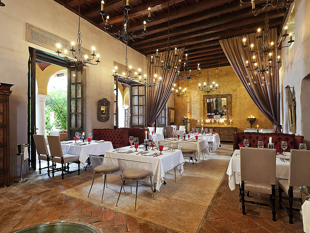 restaurante 1621 cartagena restaurants by accorhotels