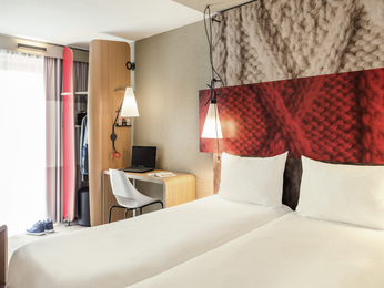 Rooms - ibis Paris Gare Montparnasse 15th