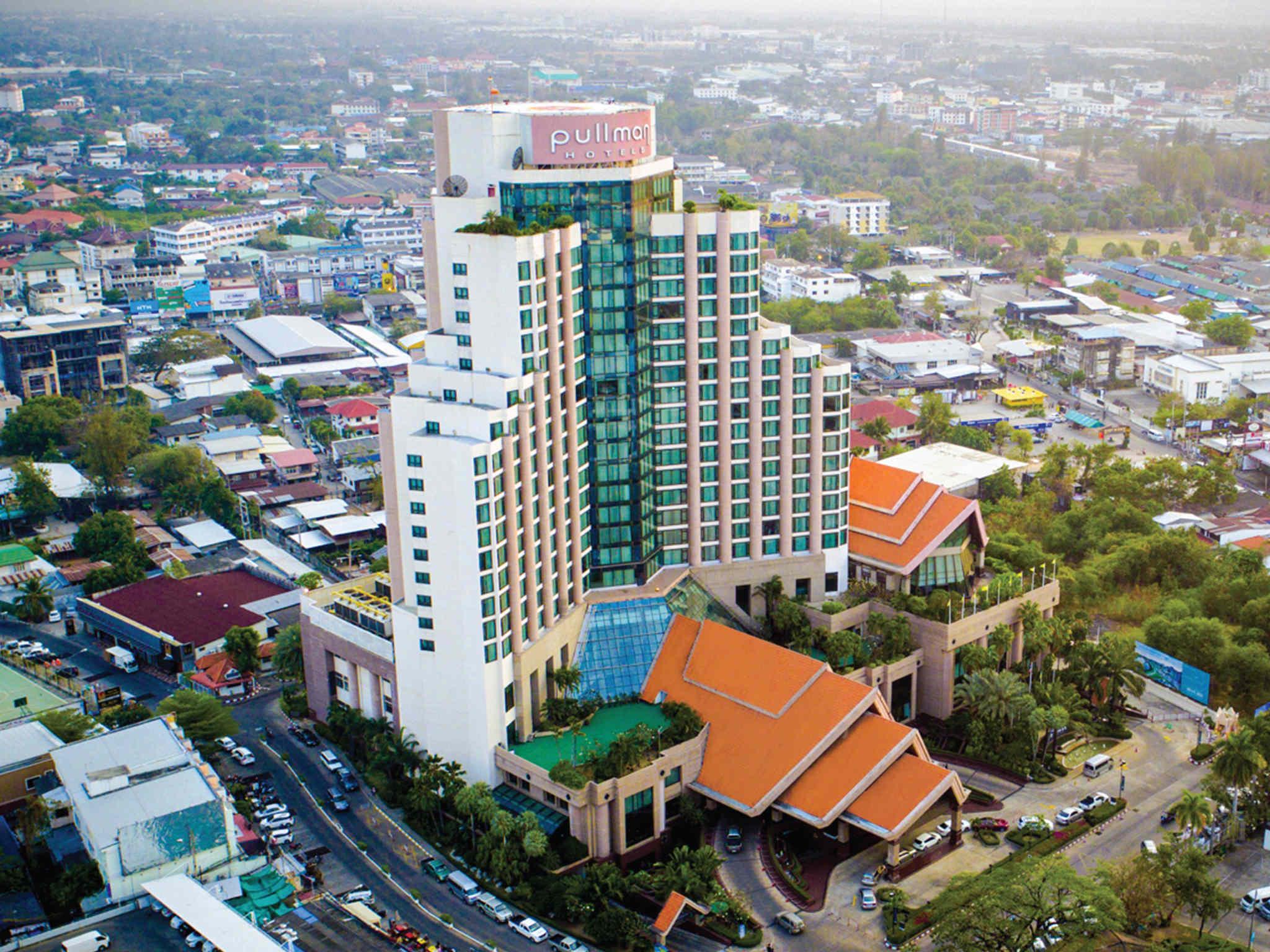 ホテル – プルマンコーンケーンラジャオーキッド