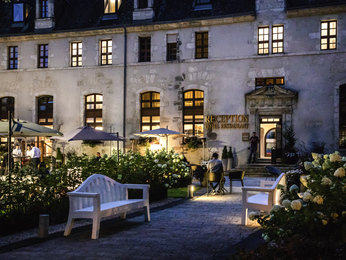 Hôtel de Bourbon Mercure Bourges