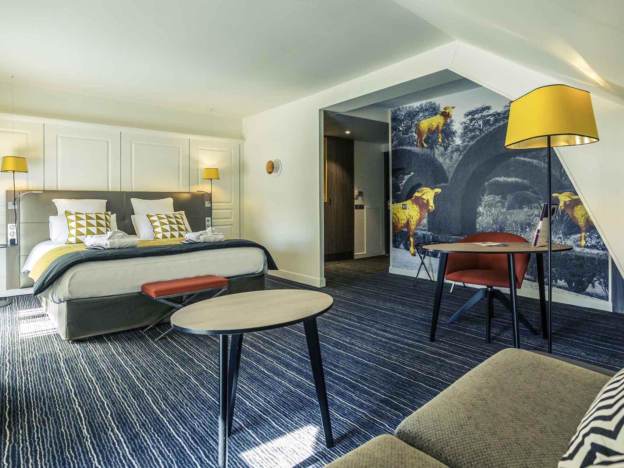 rooms htel de bourbon mercure bourges hotel - La Table D Elise Le Mans