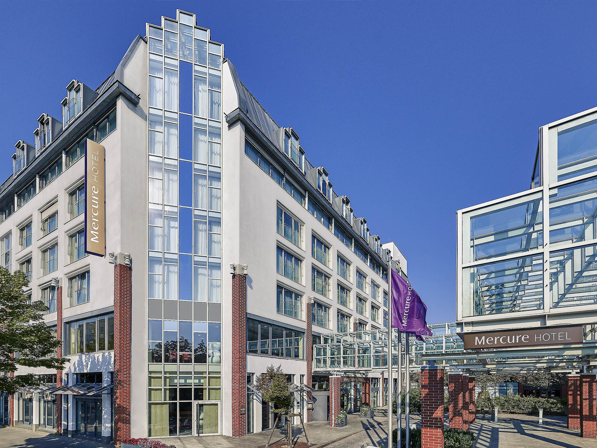 فندق - فندق مركيور Mercure برلين تمبلهوف