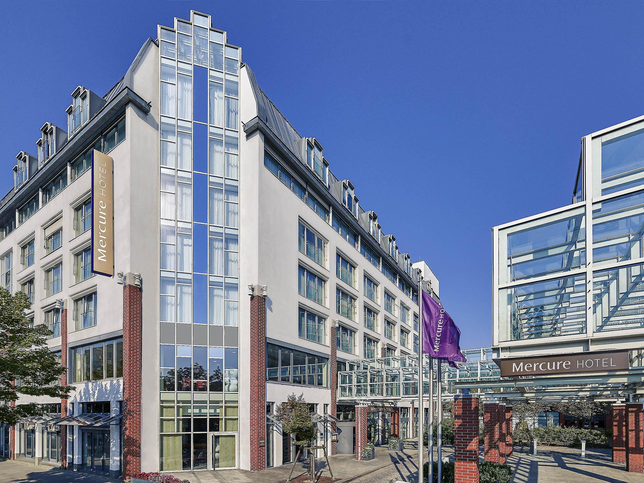 ホテル – メルキュール ホテル ベルリン テンペルホーフ