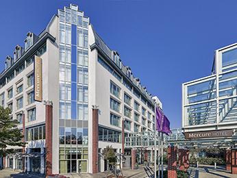 メルキュールホテルベルリンテンペルホーフエアポート