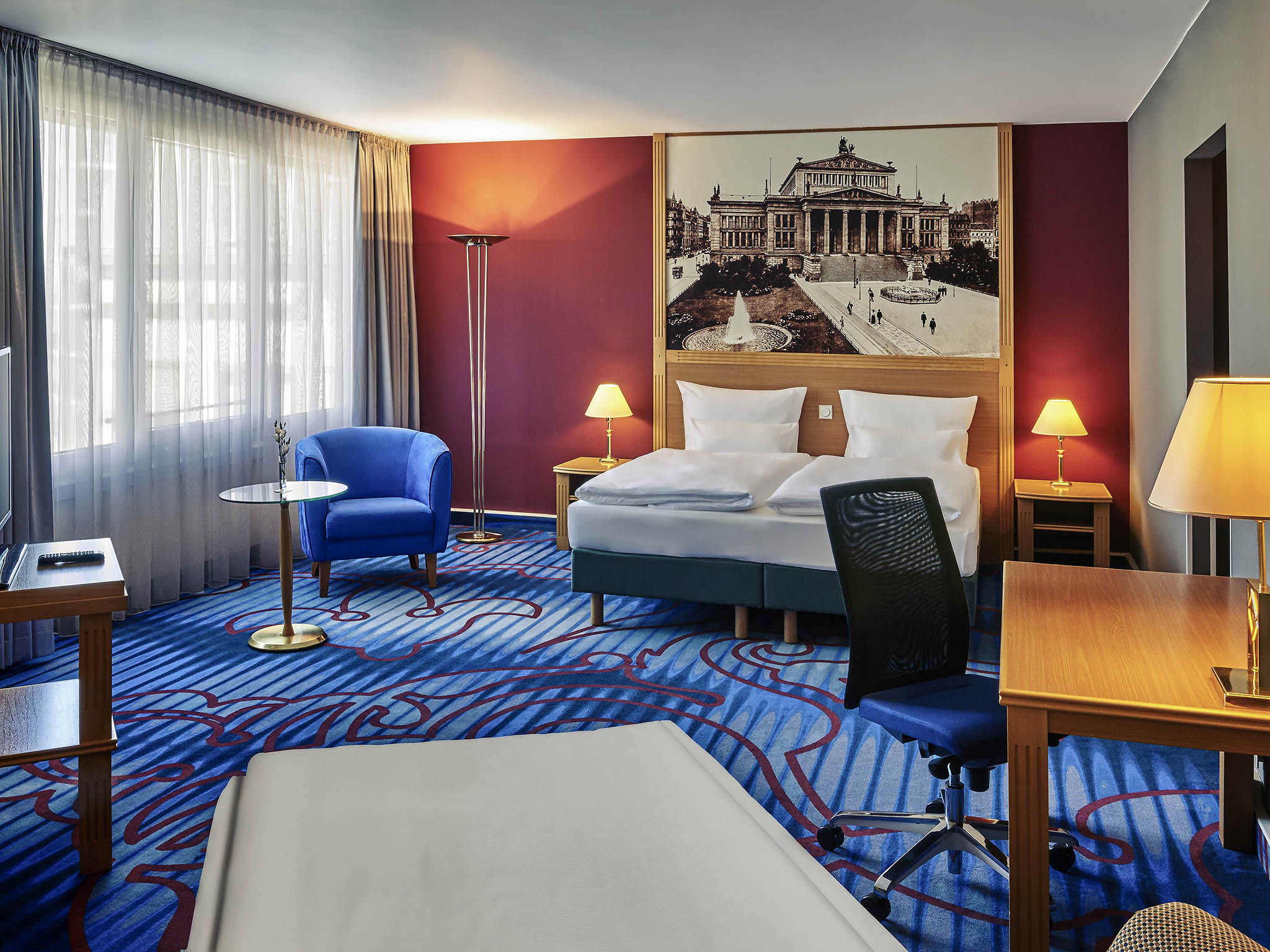 Hotel in Berlin - Mercure Hotel Berlin Tempelhof Airport