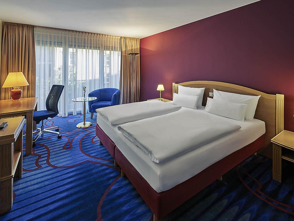 Hotel in Berlin - Mercure Hotel Berlin Tempelhof Airport
