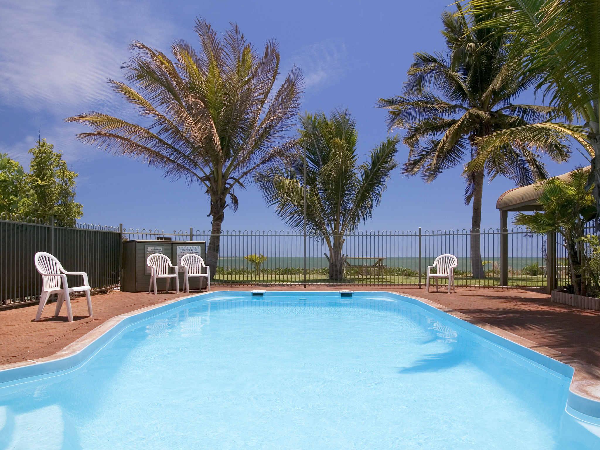 โรงแรม – ibis Styles Port Hedland