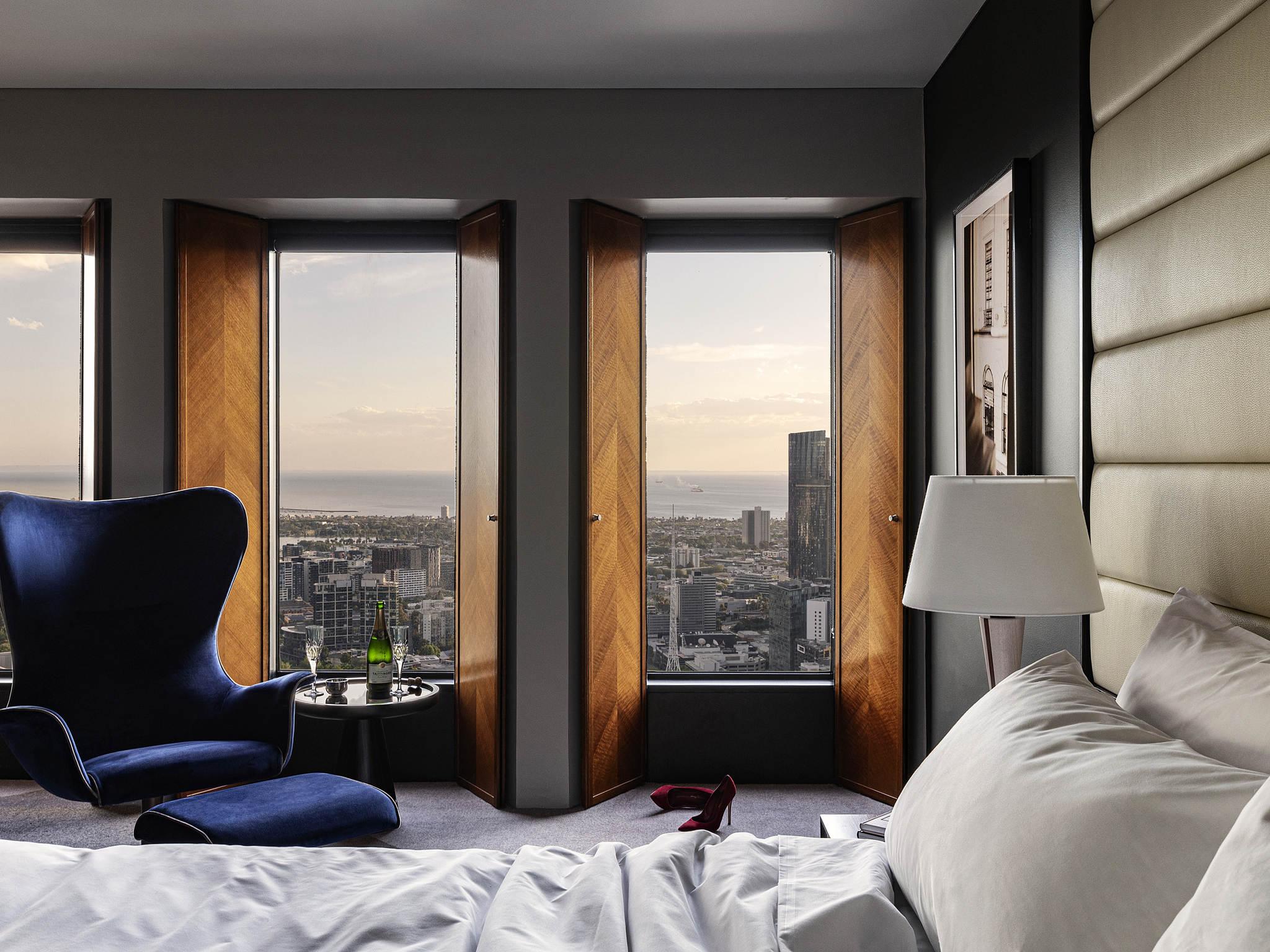 فندق - Sofitel Melbourne on Collins