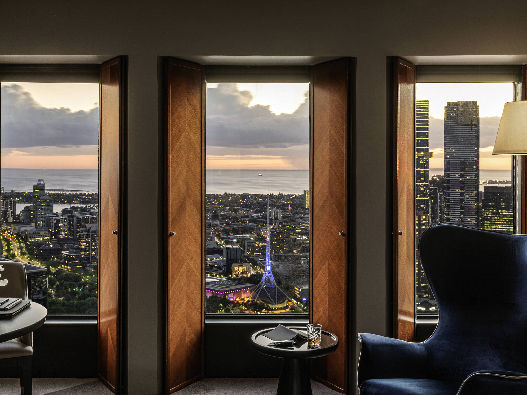 Hotell – Sofitel Melbourne on Collins