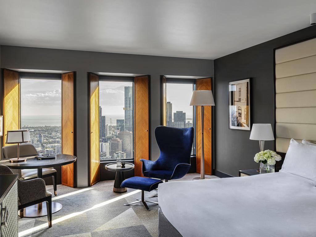 Hotel de luxe melbourne – sofitel melbourne on collins