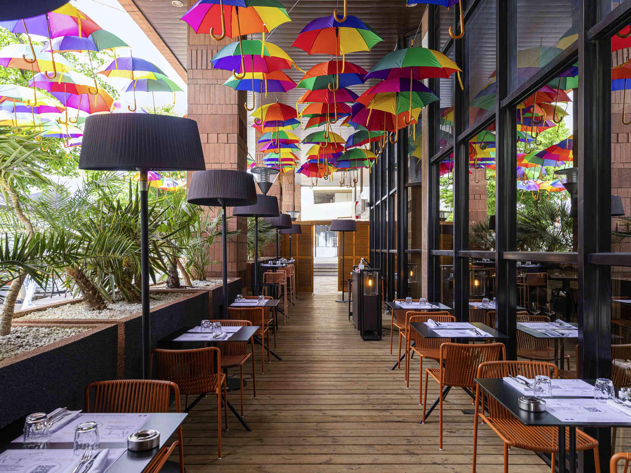 Hotell – Aparthotel Adagio Toulouse Parthenon
