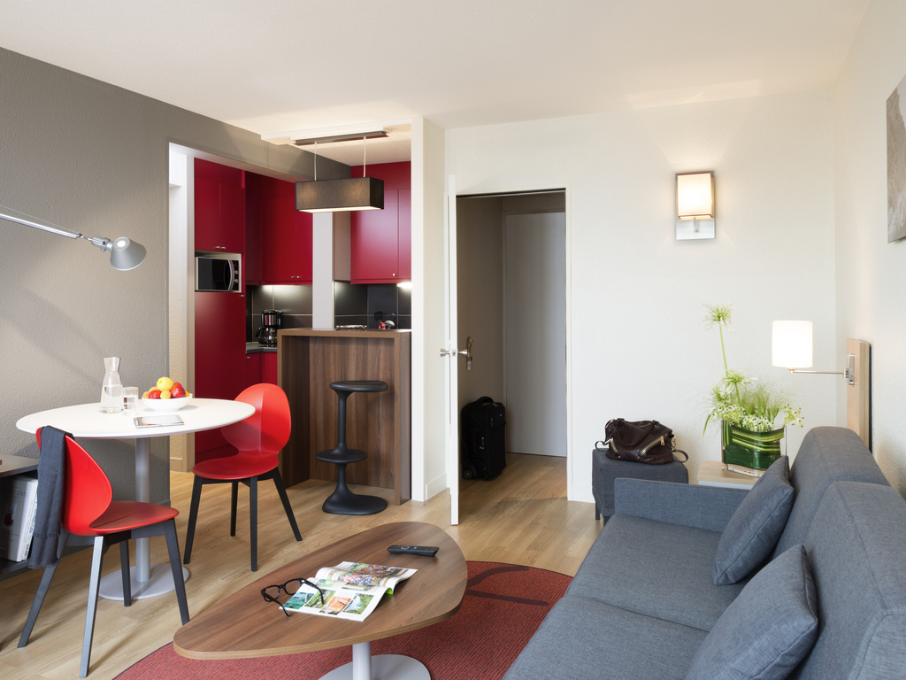 Apartment mit einem Schlafzimmer für vier Personen