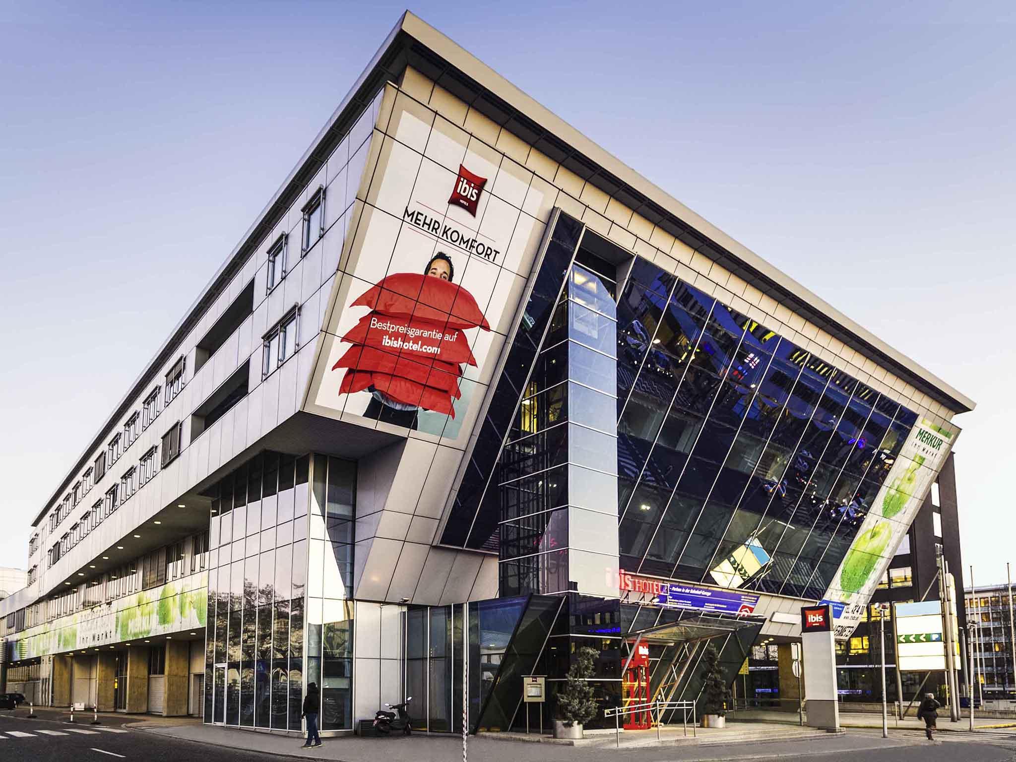 Отель — ibis Graz