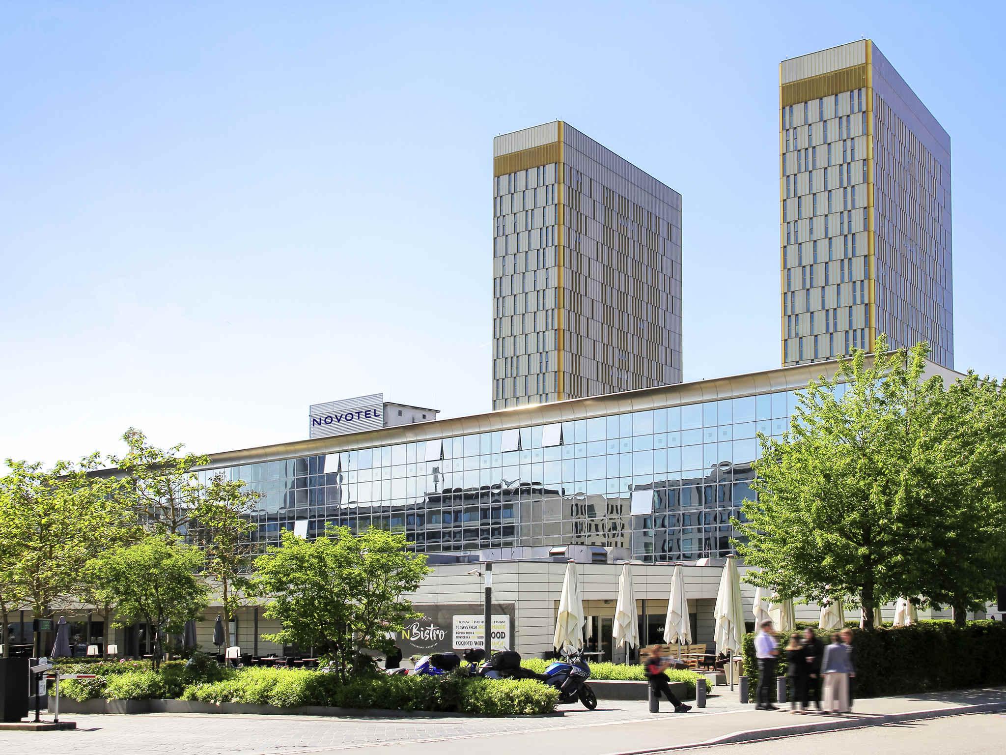 酒店 – 卢森堡基希贝格诺富特酒店