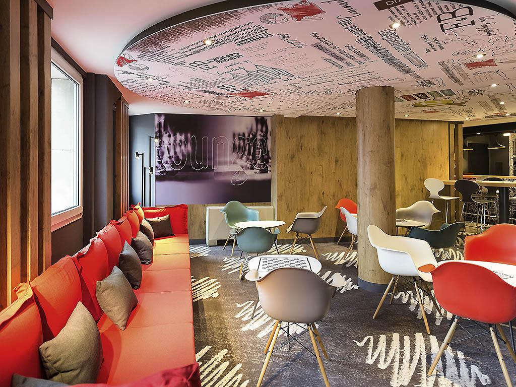Hotel pas cher PARIS - ibis Paris Brancion Parc des ...