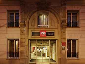 Hotel gare de lyon ibis