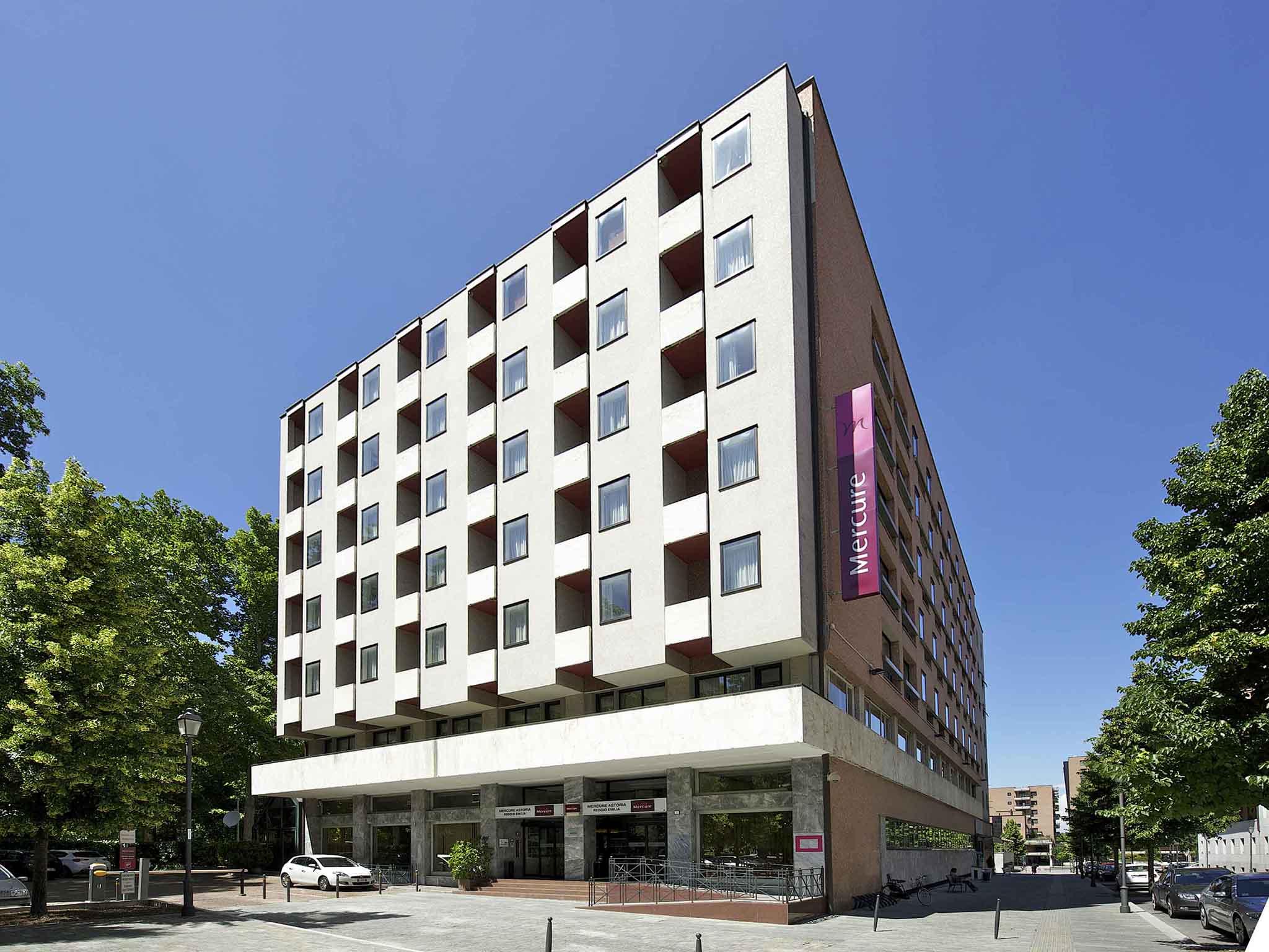 Отель — Mercure Reggio Emilia Centro Astoria