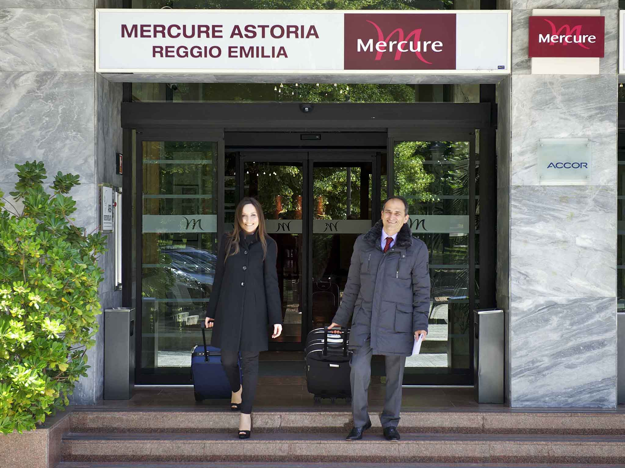 Hotel in REGGIO EMILIA - Mercure Reggio Emilia Centro Astoria