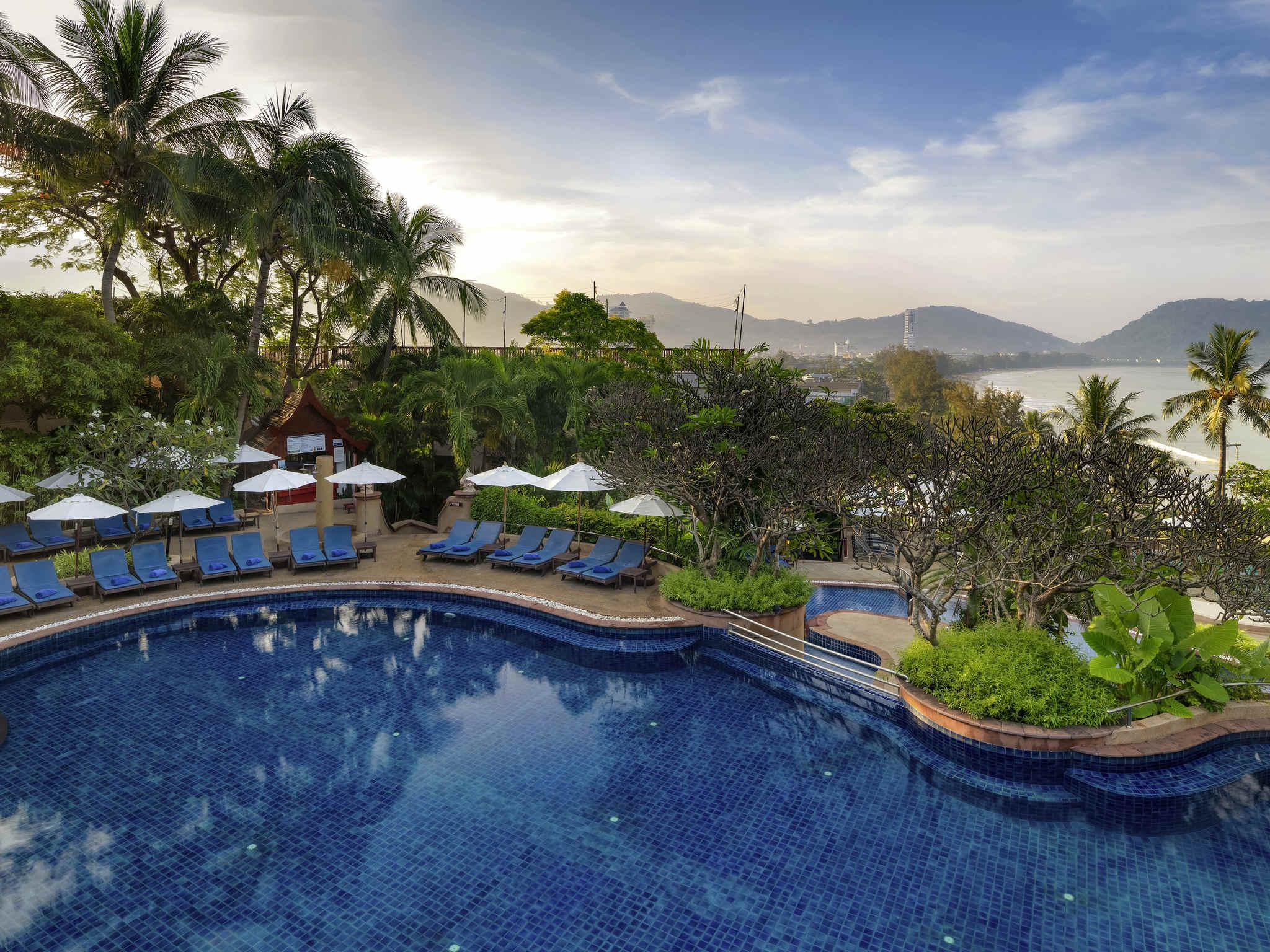 Otel – Novotel Phuket Resort
