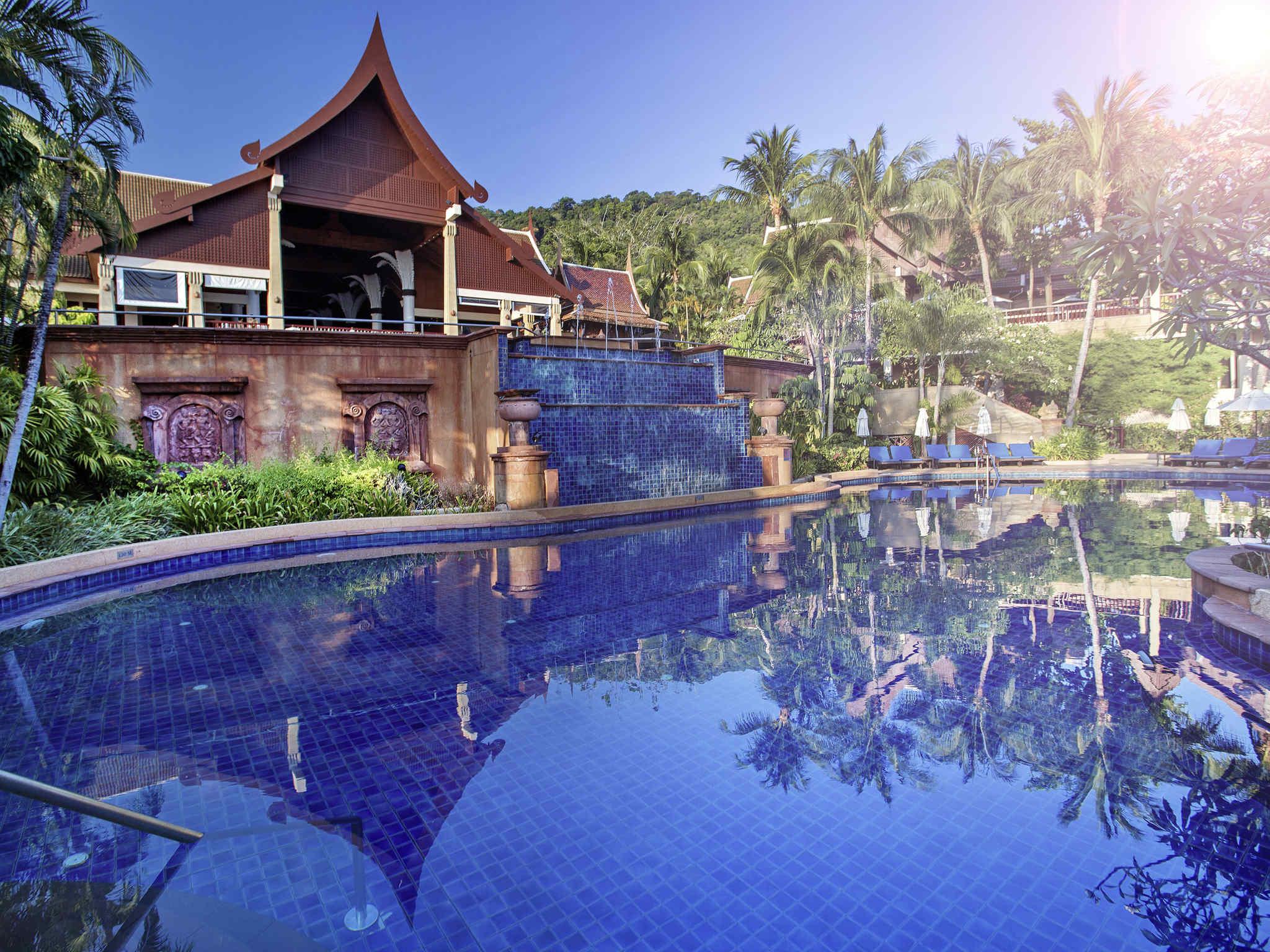 Novotel Phuket Resort Hotel Accorhotels
