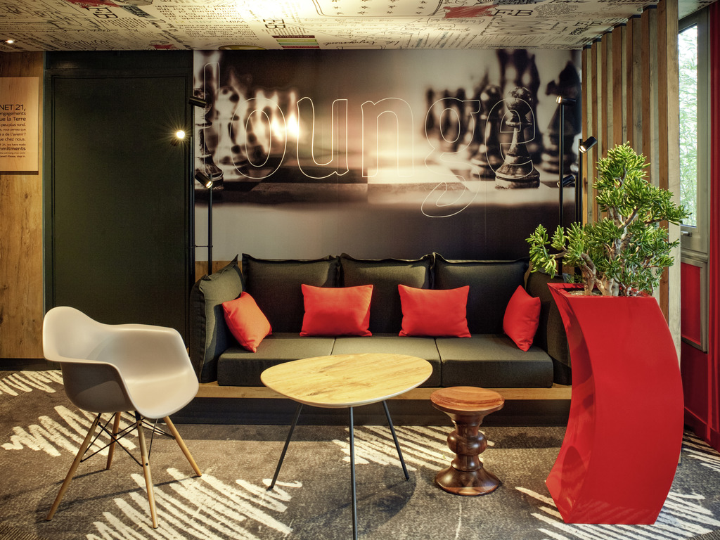 Hotel Ibis Saint Brice Sous Foret