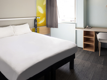 Rooms - ibis Paris Gennevilliers