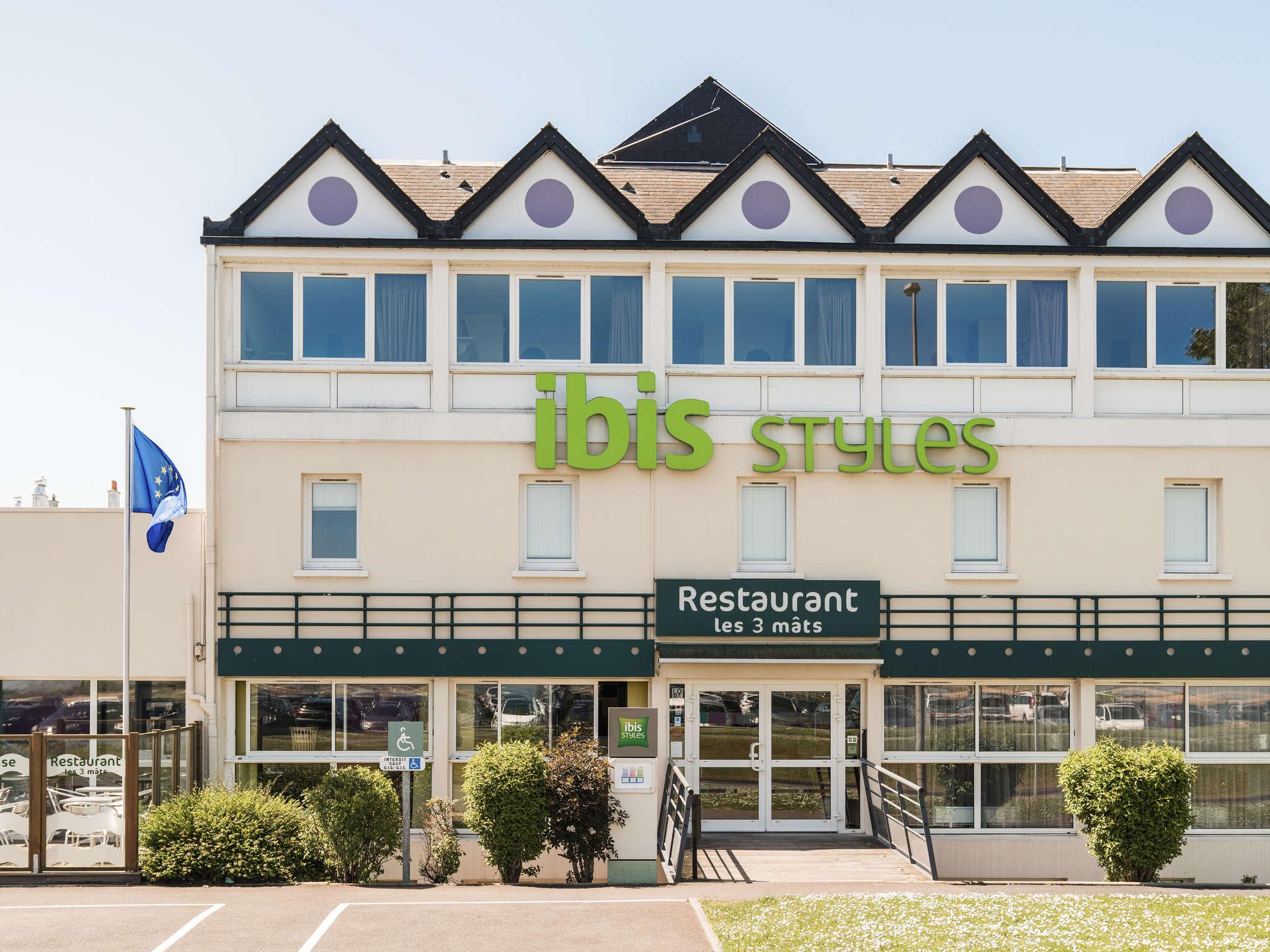 Hotel – ibis Styles Ouistreham